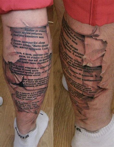 150 sexiest leg tattoos for men women april 2018