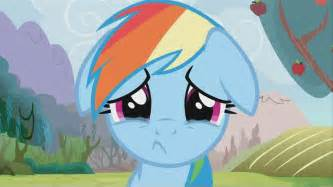 image   rainbow dash sad s2e15 png   my little pony friendship is