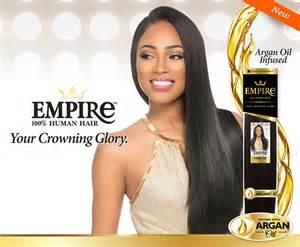 empire with hair sensationnel empire yaki 100 human hair