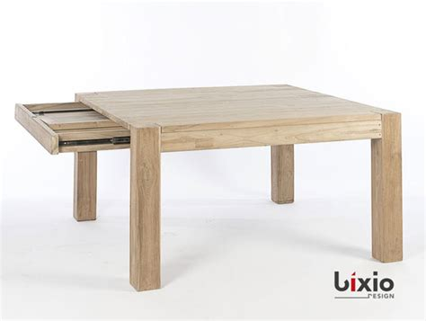 tavolo quadrato de tavoli quadrati allungabili 20 modelli dal design moderno