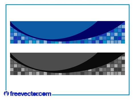 Vector Banner Designs Vector Art Graphics Freevector Com With Banner Designs