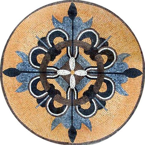 mosaic pattern in medicine 127 best home images on pinterest