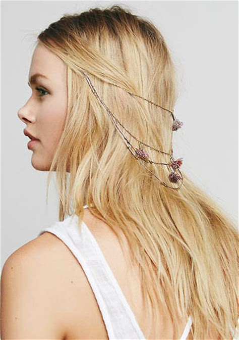 feathered back hairstyles 11 hair accessories you must own this spring