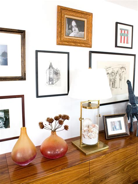 how to mat and frame artwork hgtv