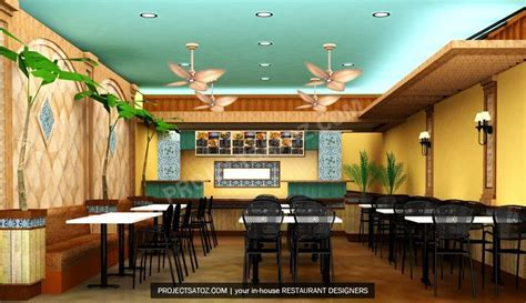 Spanish Style Interior Cuban Caf 233 Design Projects Projects A To Z