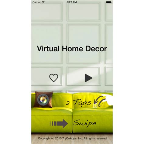 home decor interior design app
