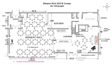 banquet style layout banquet hall floor plans house plans