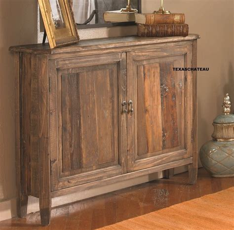 Entryway Table Cabinet 10 Quot D Narrow Farmhouse Wood Cabinet Console Chest Entry