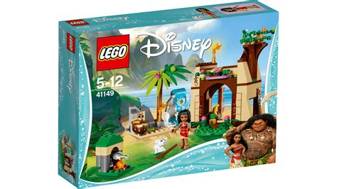 Lego Kitchen Island 41149 moana s island adventure products disney lego com