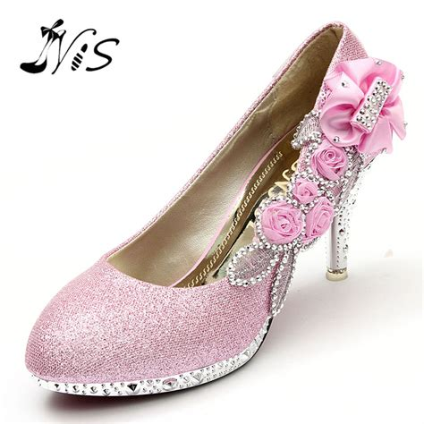 Bridal Pumps by New Design Wedding Pumps Bridal Glitter