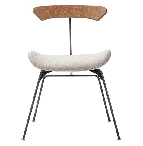 upholstered oak dining chairs grey lewis modern oak grey fabric upholstered dining chair kathy kuo home