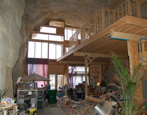 House In Sleeper by Cave Homes Cave Houses Living In Caves
