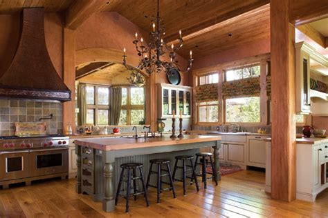 ranch home interiors cozy and inviting nature retreat in colorado usa the