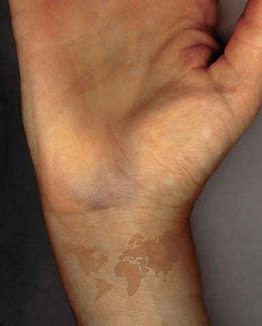 wrist to elbow tattoo best 25 brown ink ideas on brown