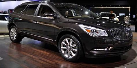 2018 buick enclave may be some sort of 400 hp several