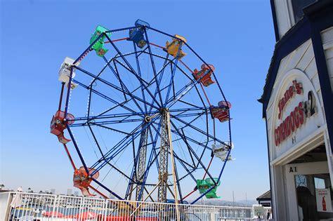 Delightful Newport Beach Christmas Events #7: Balboa-Island-Balboa-Fun-Zone-Ferris-Wheel-2.jpg