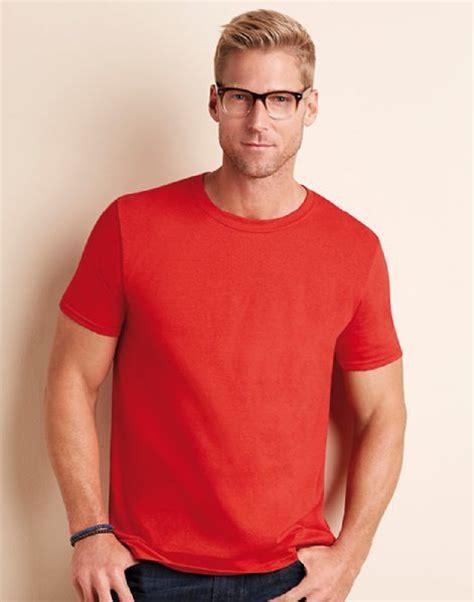 Kaos Purple Tshirt Gildan Softsytle 06 gildan softstyle t shirt gd01 jual branded clothing workwear uniforms