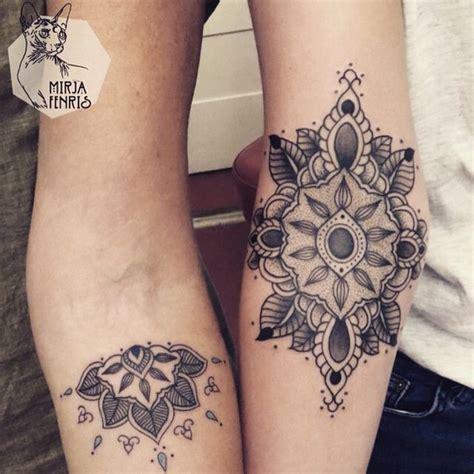 mandala tattoo arm girl by mirja fenris image 2512856 by patrisha on favim com