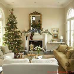 Style At Home Christmas Decorating Ideas 55 Warm Christmas Living Room D 233 Cor Ideas Family Holiday