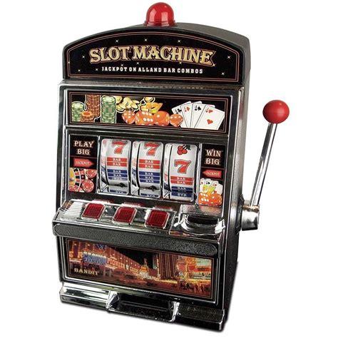 Mini Slot bandit one arm mini slot machine fruit bar symbols home