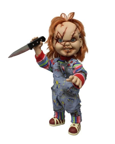 Halloween Decoration To Make At Home chucky the killer doll figure 38 cm good guy doll for