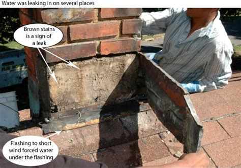 Fireplace Leaking Water by Chimney Repair Checklist For A Chimney Inspection