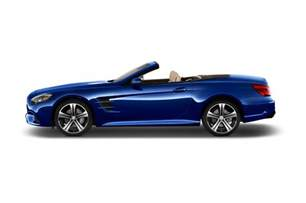 Convertible Mercedes 2017 Mercedes Sl Roadster Shows Its New In L A