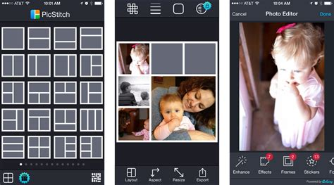 best collage best photo collage apps for iphone and iphoto