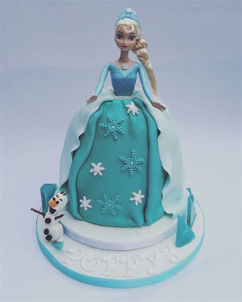 frozen princess elsa cake cakecentralcom