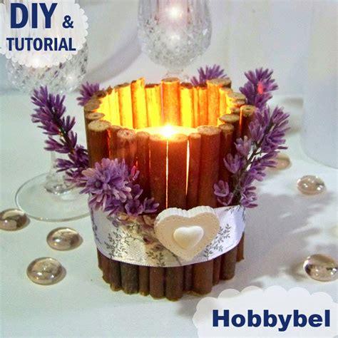 centrotavola candela hobbybel creativit 224 gennaio 2015