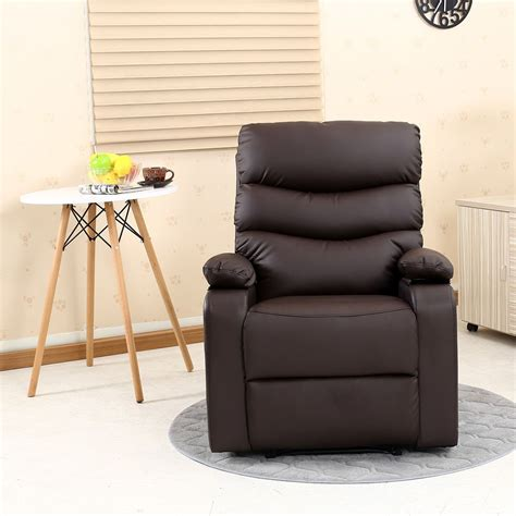 leather recliner armchair uk ashby leather recliner armchair sofa home lounge chair