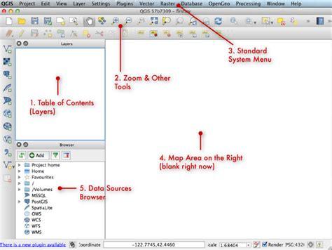 qgis tutorial cnrs comment fonctionne qgis