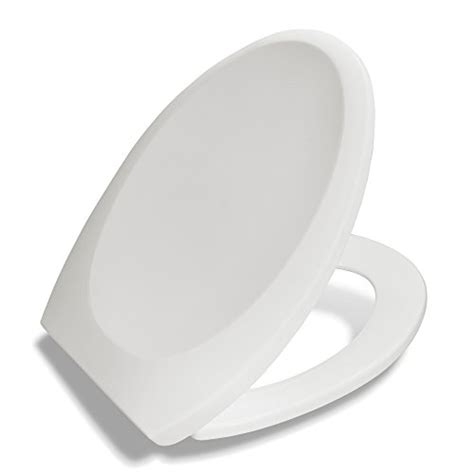 Caroma Royale Bidet by Bath Royale Premium Elongated Toilet Seat With Cover