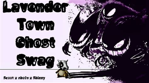Lavenda Maxy Gamis rap lavender town ghost swag prod by