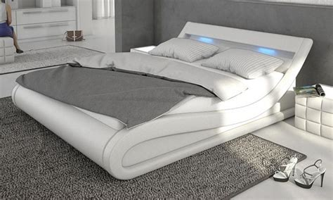 letto con led letto conny con led groupon goods