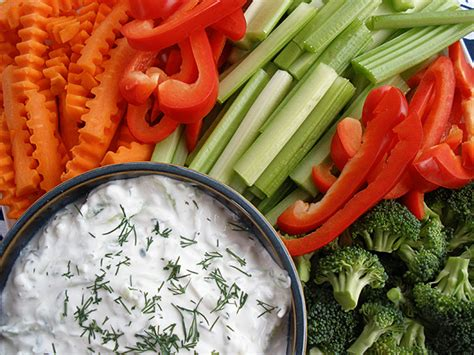 ina garten tzatziki tzatziki dip with fresh vegetables culinary cory