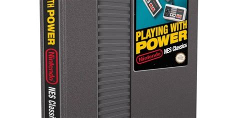 libro playing with power nintendo cassacorporation