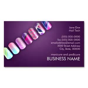 nail business card designs 1938 best nail technician business cards images on