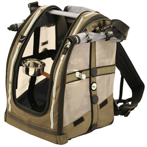 Daypack Kalibre Inventro new living fashion accessory the birdcage backpack for your feathered friend