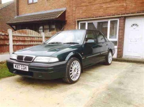 Sleeper Car For Sale by Rover 420 Gsi Turbo Coupe Conversion Sleeper Car For Sale