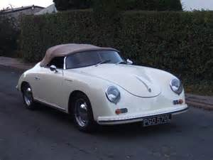 Porsche Replicas Sold 1972 Porsche Chesil 356 Speedster Replica