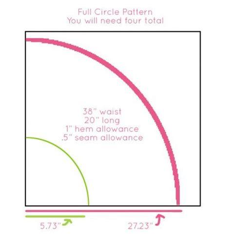 pattern math calculator circle skirt calculator sewing pinterest