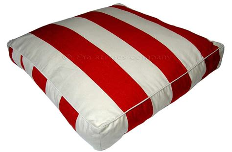 white floor cushion and white large floor cushions juggling stripe the