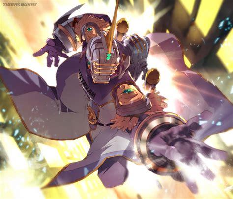 Shf Sky High Tiger Bunny sky high keith goodman image 583110 zerochan anime image board