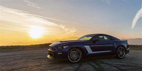 ford mustang roush stage 3 2017 roush stage 3 ford mustang available ford authority