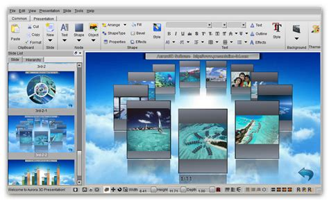 templates for aurora 3d presentation aurora 3d presentation 2011 မ င မ င သ င