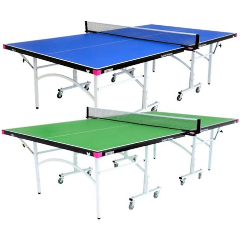 Ping Pong Table Cost by Butterfly Easifold Rollaway Ping Pong Table