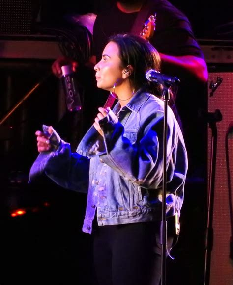new year performances nyc demi lovato rehearses for new year s performance at