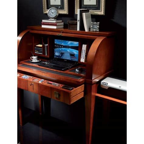 Handcrafted Wood Furniture - handcrafted wood furniture desk and armchair table