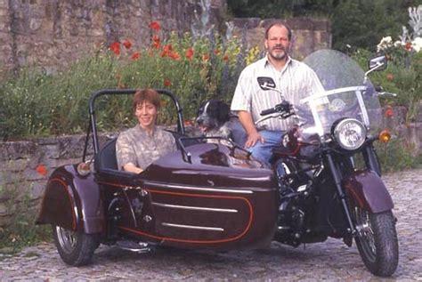 Motorrad Gespanne Walter by Helmut Walter Firmenchef Walter Gespanne Ein Portrait Von